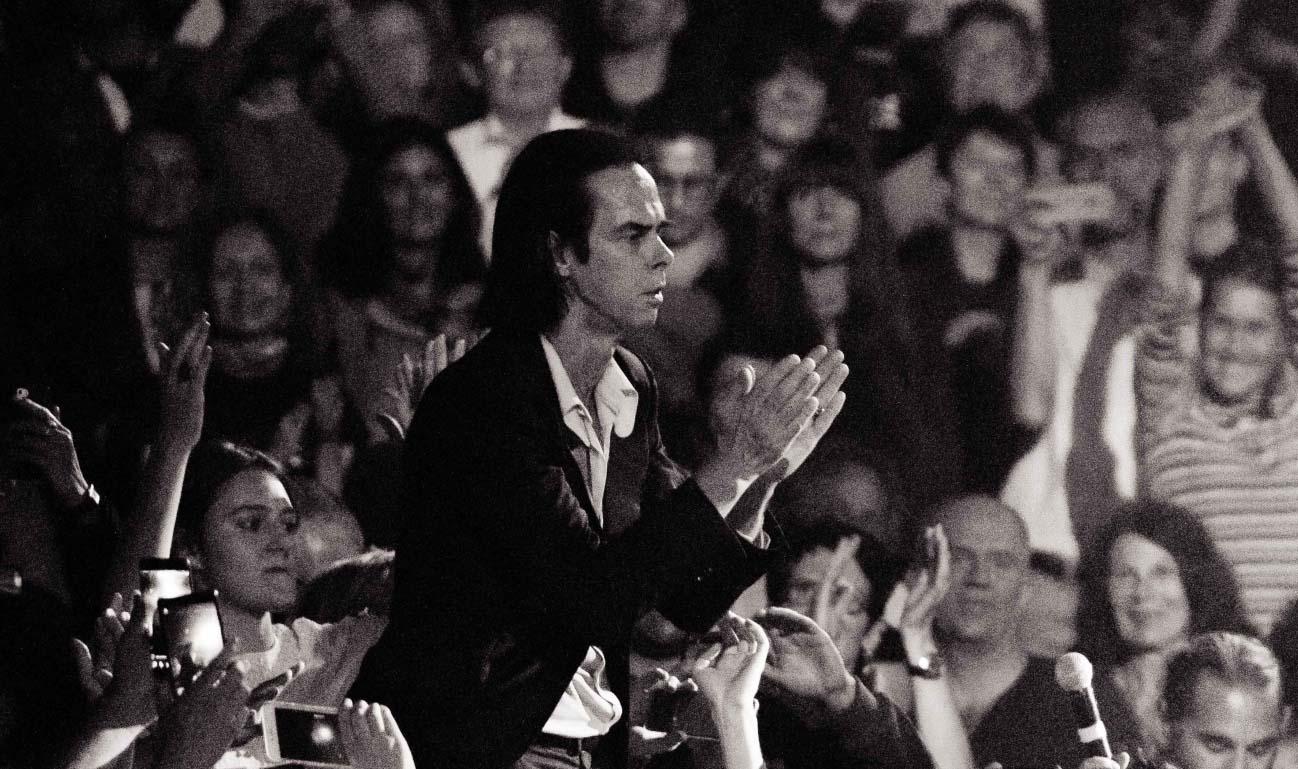 Nick Cave & The Bad Seeds @ Budapest Arena | Budapest | Magyarország